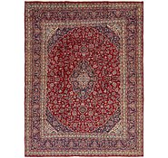 Link to 9' 3 x 12' 3 Kashan Persian Rug