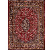 Link to 9' 6 x 13' Mashad Persian Rug