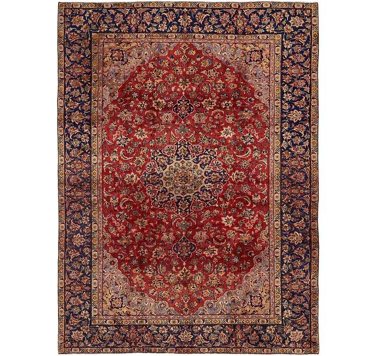 9' 3 x 12' 8 Isfahan Persian Rug