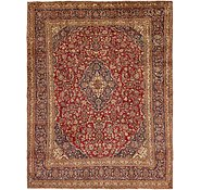 Link to 8' 9 x 11' 10 Mashad Persian Rug
