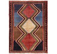 Link to 3' 6 x 5' Ghashghaei Persian Rug