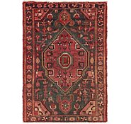 Link to 3' 5 x 5' Shiraz Persian Rug