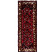 Link to 3' 7 x 10' 2 Chenar Persian Runner Rug