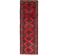 Link to 3' 5 x 10' 4 Chenar Persian Runner Rug
