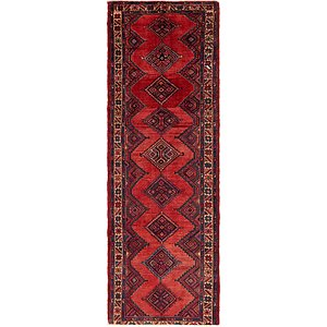 HandKnotted 3' 5 x 10' 4 Chenar Persian Runner Rug