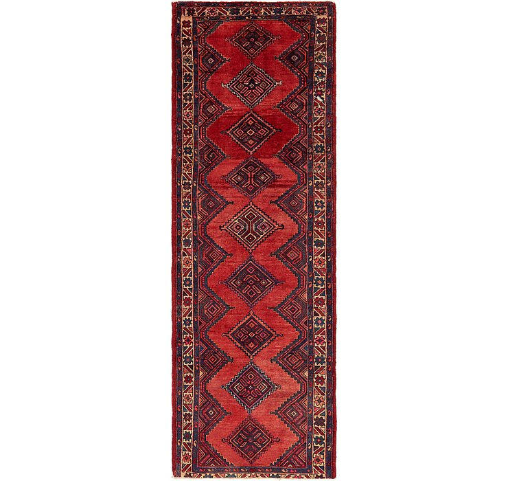 3' 5 x 10' 4 Chenar Persian Runner Rug