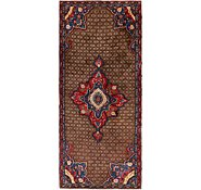 Link to 3' 7 x 8' 8 Koliaei Persian Runner Rug