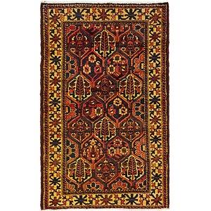 HandKnotted 3' 8 x 5' 10 Bakhtiar Persian Rug