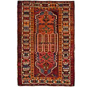 Link to 5' 3 x 8' 6 Shiraz-Lori Persian Rug