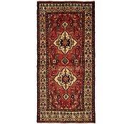 Link to 3' 4 x 7' Hamedan Persian Runner Rug