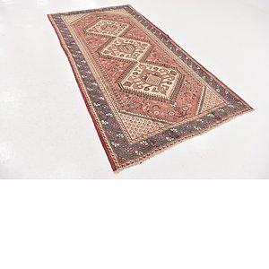Unique Loom 5' x 9' 9 Shiraz Persian Runner Rug