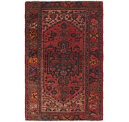 Link to 4' 2 x 6' 6 Hamedan Persian Rug