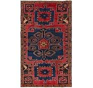 Link to 3' 7 x 6' 2 Zanjan Persian Rug