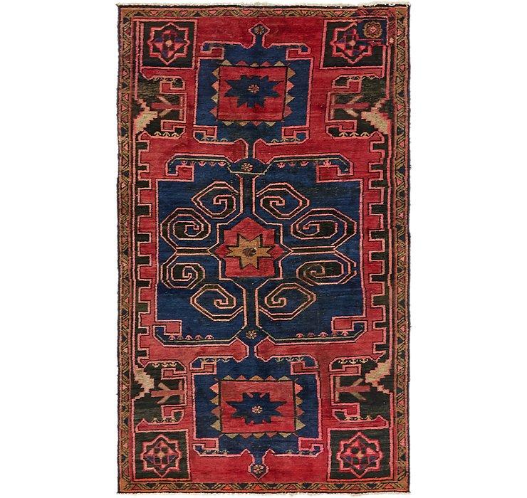 3' 7 x 6' 2 Zanjan Persian Rug