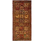 Link to 3' 5 x 7' 10 Bakhtiar Persian Runner Rug