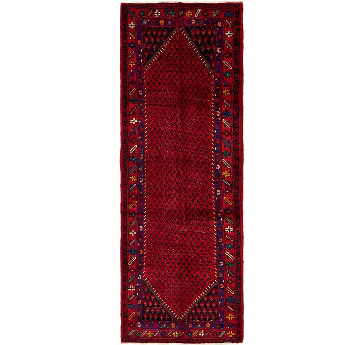 3' 7 x 10' Botemir Persian Runner ...