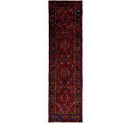 Link to 117cm x 427cm Meshkin Persian Runner Rug