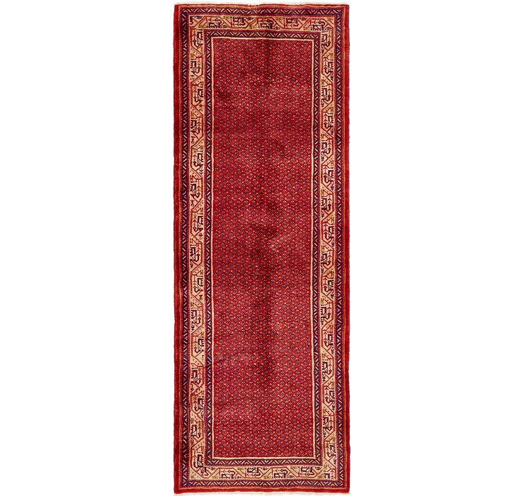 3' 9 x 10' 4 Botemir Persian Runner ...