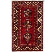 Link to 122cm x 198cm Ghashghaei Persian Rug