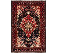 Link to 4' 3 x 6' 5 Hamedan Persian Rug