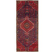 Link to 3' 10 x 8' 10 Hamedan Persian Runner Rug