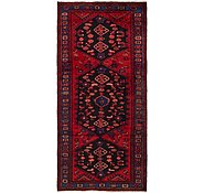 Link to 4' 2 x 9' 2 Hamedan Persian Runner Rug