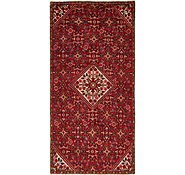 Link to 4' 4 x 8' 8 Hossainabad Persian Runner Rug