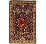 Link to 3' 2 x 4' 10 Tabriz Persian Rug