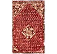 Link to 90cm x 152cm Hossainabad Persian Rug