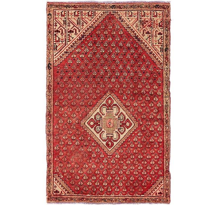 3' x 5' Hossainabad Persian Rug
