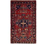 Link to 3' 10 x 6' 8 Hamedan Persian Rug