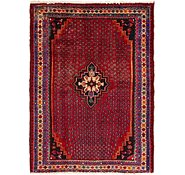 Link to 4' 2 x 6' Mahal Persian Rug