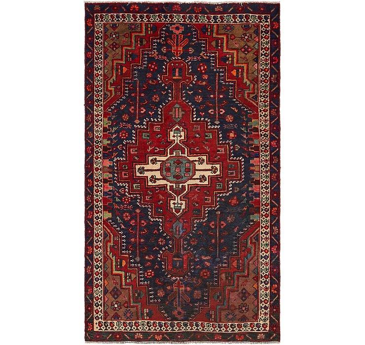 4' x 7' Hamedan Persian Rug