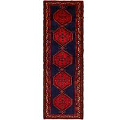 Link to 3' 10 x 12' 3 Meshkin Persian Runner Rug