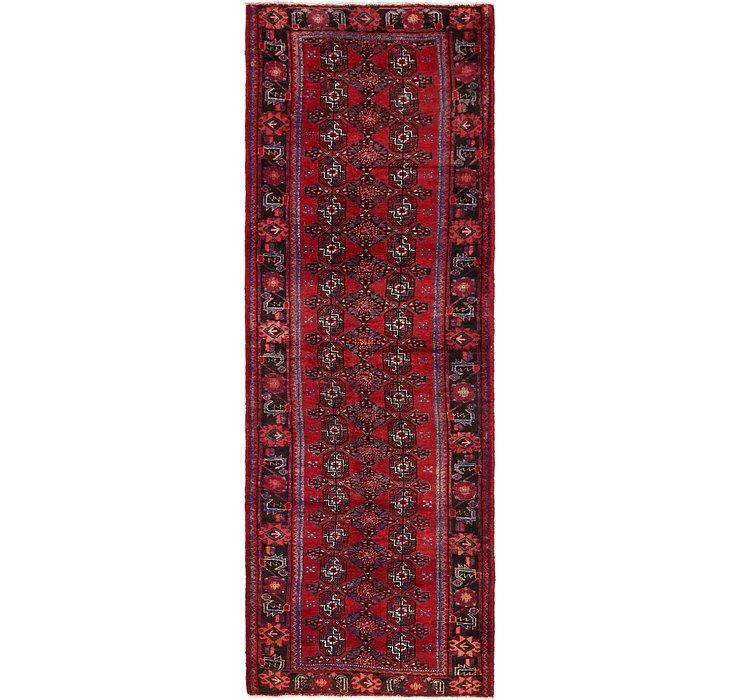 3' 9 x 11' Ferdos Persian Runner Rug