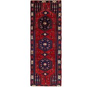 Link to Unique Loom 3' 3 x 9' 7 Hamedan Persian Runner Rug