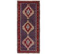 Link to 115cm x 270cm Varamin Persian Runner Rug