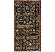 Link to 3' 6 x 6' 8 Hamedan Persian Rug
