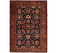 Link to 4' 6 x 6' 5 Hamedan Persian Rug