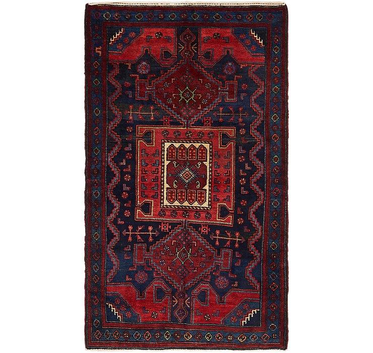 3' 10 x 6' 9 Zanjan Persian Rug