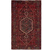 Link to 4' 3 x 7' 2 Hamedan Persian Rug