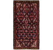 Link to 3' 8 x 6' 10 Hossainabad Persian Rug