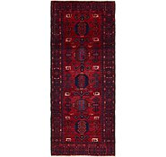 Link to 3' 10 x 9' 9 Hamedan Persian Runner Rug