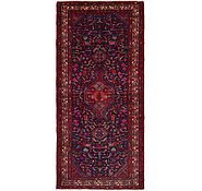 Link to 4' x 8' 10 Hamedan Persian Runner Rug