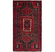 Link to 4' x 7' 5 Hamedan Persian Rug