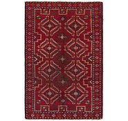 Link to 122cm x 183cm Balouch Persian Rug