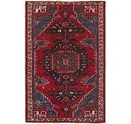 Link to 130cm x 198cm Hamedan Persian Rug