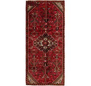 Link to 3' 7 x 8' Shiraz Persian Runner Rug