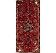 Link to 3' 7 x 8' Shiraz Persian Runner Rug