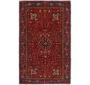Link to 4' x 6' 6 Gholtogh Persian Rug